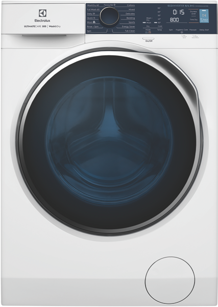Electrolux 8kg Washer/4.5kg Dryer Combo EWW8024Q5WB