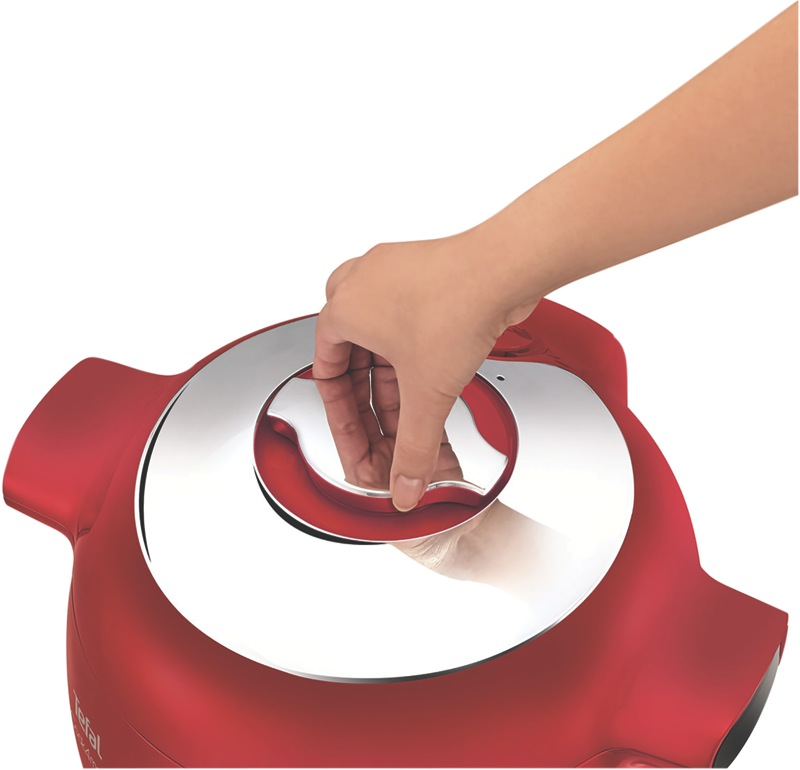 Tefal Cook4Me+ Multicooker – Red CY8515