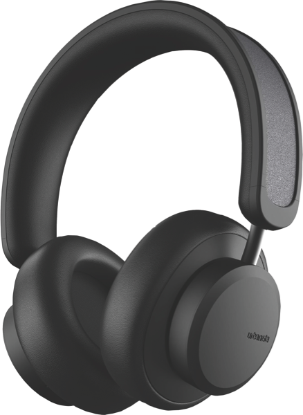 Urbanista Los Angeles Noise Cancelling Headphones - Midnight Black Los Angeles Midnight Black