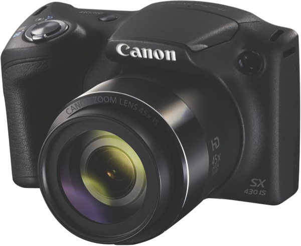Canon PowerShot SX430IS Compact Digital Camera SX430IS