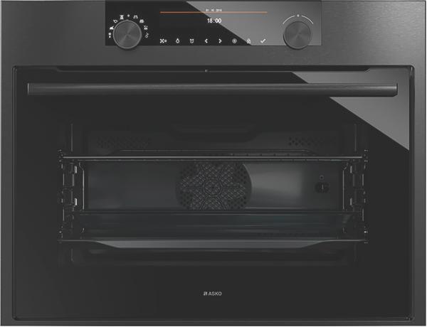 Asko 45cm Built-in Combi-Microwave Oven OCM8487B