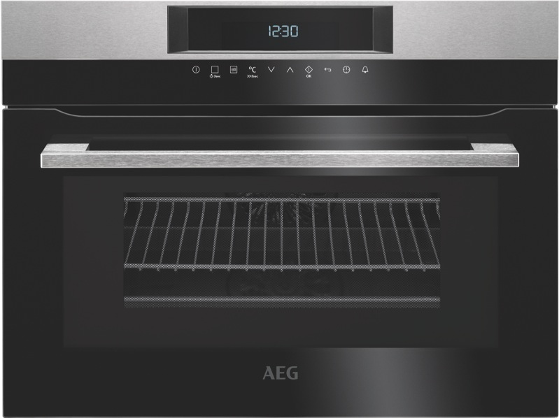 AEG Compact Combination Microwave & Oven KMK761000M