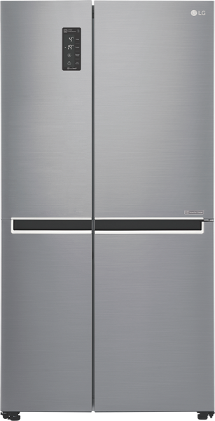 LG 687L Side By Side Fridge GSB680PL