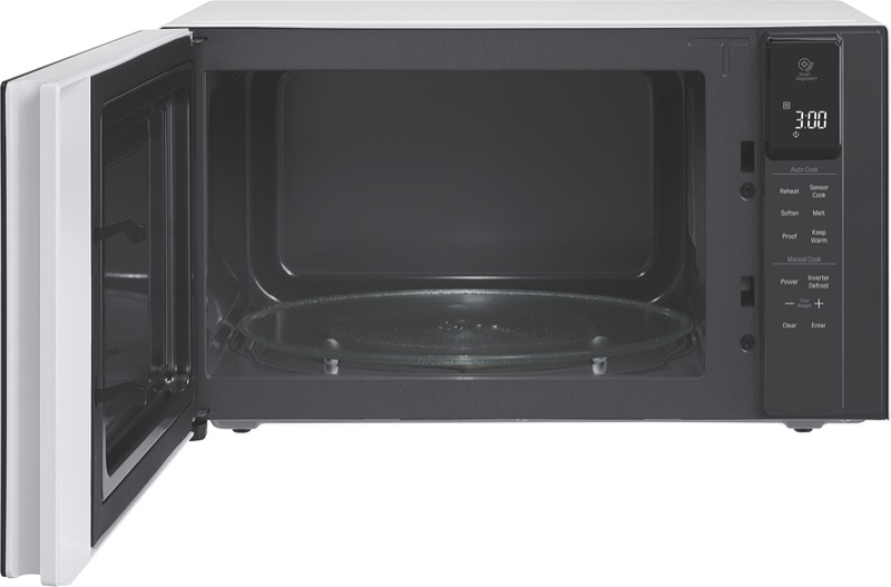 LG 1200W Inverter Microwave Oven MS4296OWS