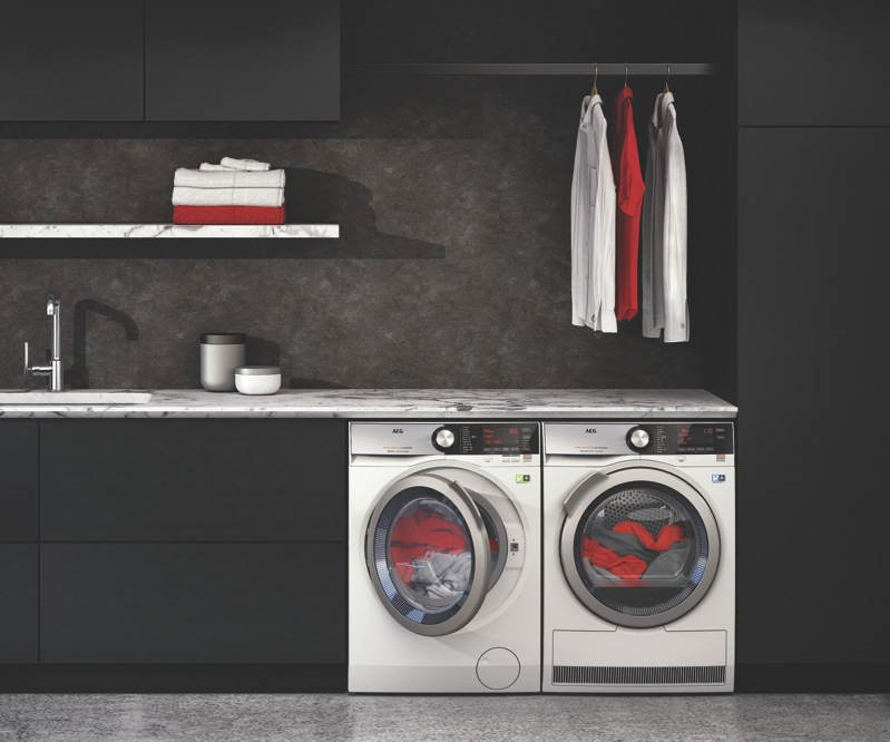 10kg Front Load Washer LF8C1612A
