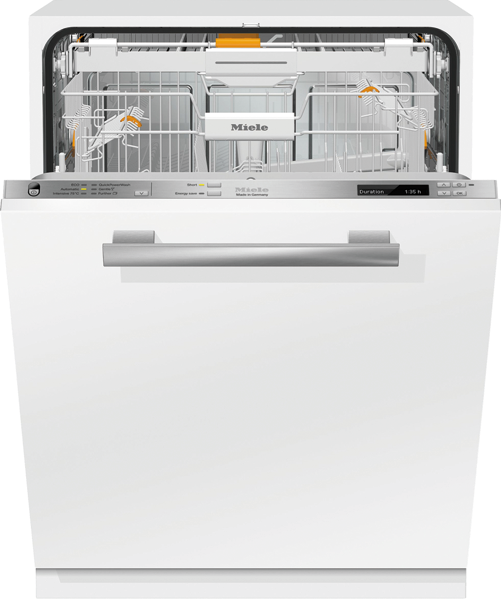 Miele 15 Place Setting Fully Integrated Dishwasher G6767SCViXXL