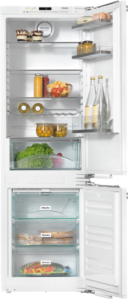 Miele 283L Integrated Fridge/Freezer KFNS37432iD