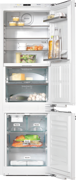 Miele 283L Integrated Fridge/Freezer KFNS37692iDE