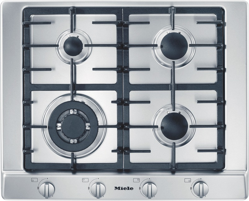 Miele 65cm Gas Cooktop KM2012G
