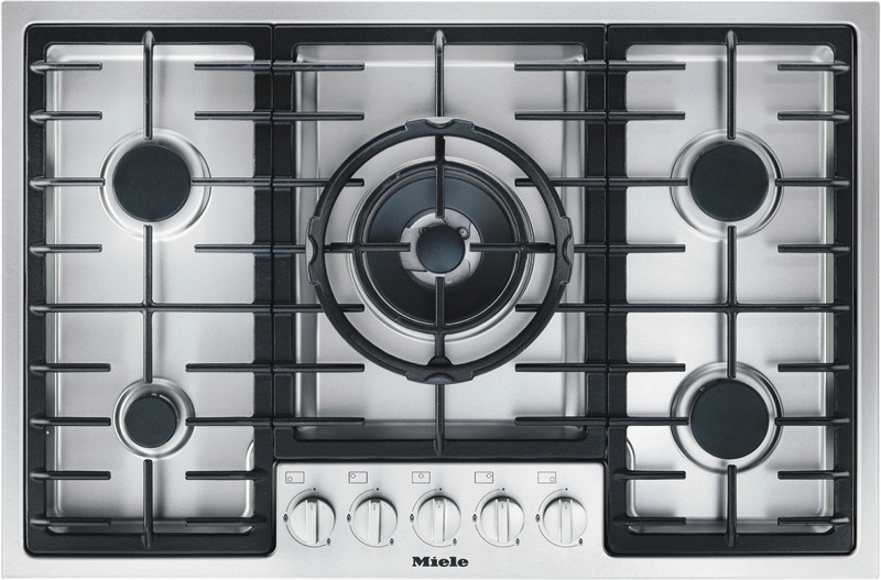 Miele 77cm Gas Cooktop KM2334G
