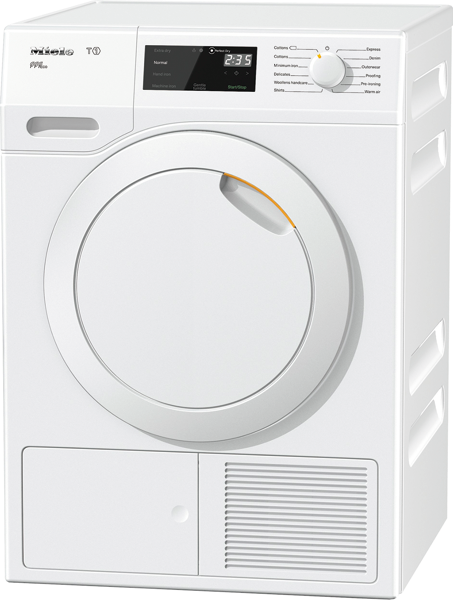 Miele 8kg Heat Pump Dryer TCE630WP