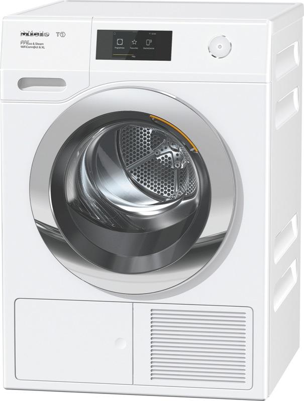 Miele 9kg Heat Pump Dryer TCR870WP