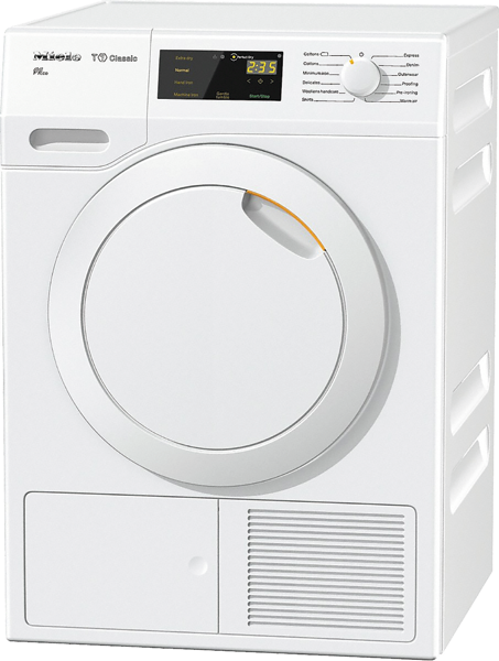 Miele 7kg Heat Pump Dryer TDB130WP