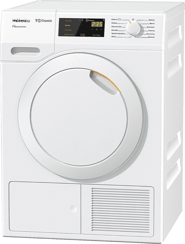 Miele 8kg Heat Pump Dryer TDD130WP
