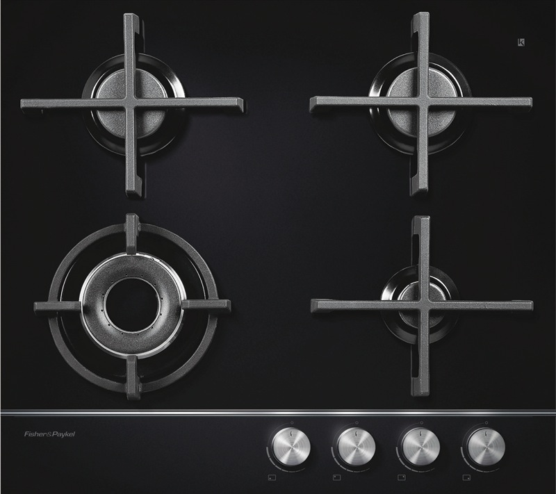 Fisher & Paykel 60cm Gas Cooktop CG604DNGGB1