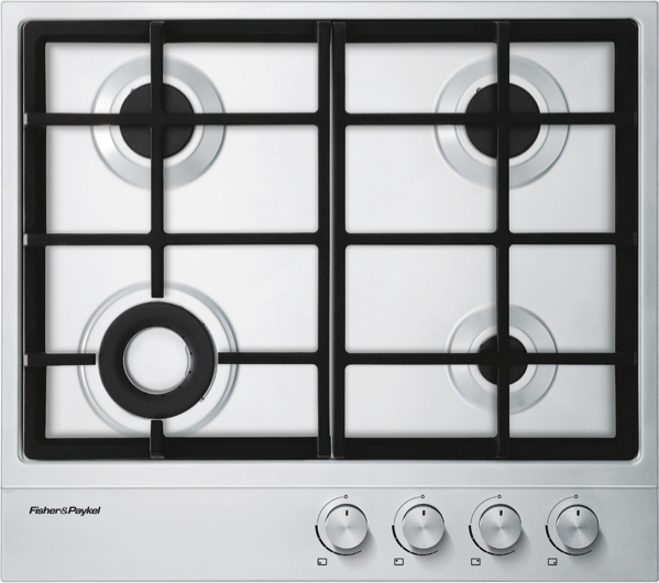Fisher & Paykel 60cm Gas Cooktop CG604DX1