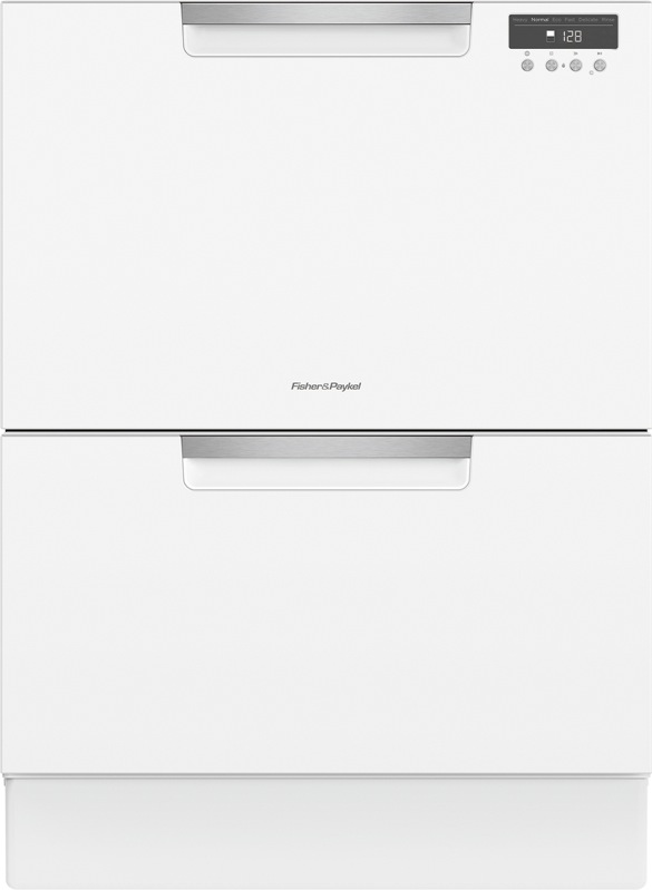 Double DishDrawer™ - White DD60DAW9