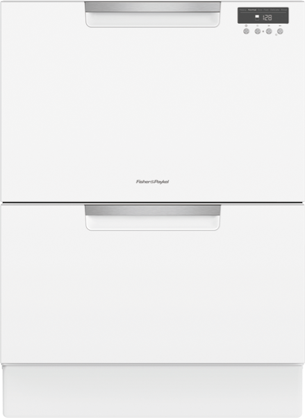 Double DishDrawer™ - White DD60DAW9