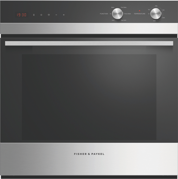 Fisher & Paykel 60cm Built-in Oven – 5 Function OB60SC5CEX2
