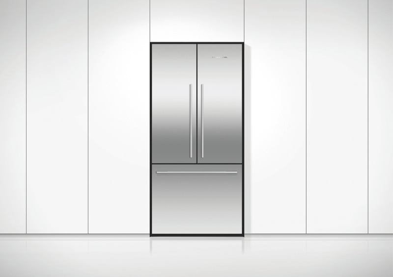 Fisher & Paykel 519L French Door Fridge -  Stainless Steel RF522ADX5