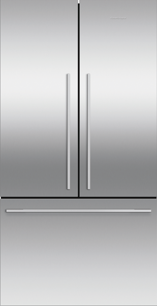 Fisher & Paykel 614L French Door Fridge RF610ADJX5